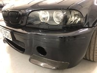 USED 2002 BMW M3 E46 M3 SMG CSL CLUB SPORT SPEC,CARBON ROOF,BOOT,ICE,400BHP THIS M3 IS MINT,MILEAGE NOT TO BE HELD AGAINST IT.IT LOOKS/RUNS/DRIVES BETTER THAN A 60,000 MILES M3,INC A FULL SERVICE HISTORY, MANY OF THE CSL UPGRADES ARE FROM BMW.THIS IS NOT A BOYRACER M3 BUT A MATURE OWNER/DRIVER WHO DECIDED TO BUILD AS NEAR AS HE COULD TO A E46 CSL COSTING OVER £40K IN DOING SO,EVERY PART HAS BEEN UPDATED OR RENEWED INC THE ENGINE BEARING,VANOS,CLUTCH,SMG PUMP,SUBFRAME STRENTHENING AND HEADGASKET ALL DONE AS A PRECAUTION NOT DUE TO FAILURE, IT WAS NEVER MEANT TO BE SOLD