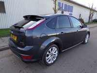 USED 2010 10 FORD FOCUS 1.8 ZETEC S S/S 5d 124 BHP SPORT BODYKIT ONLY 60,000 MILES 1 OWNER PART EXCHANGE AVAILABLE / ALL CARDS / FINANCE AVAILABLE