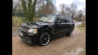 USED 2008 08 LAND ROVER RANGE ROVER 3.6 TDV8 VOGUE 5d AUTO OVERFINCH,STUNNING LOOKS, FULLY LOADED,FSH, Stunning fully loaded Vogue with the Overfinch Conversion. 2008 facelift TDV8 Diesel. Beautiful Black on Black, FSH, Please call for info.