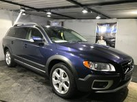 USED 2010 60 VOLVO XC70 2.4 D5 SE LUX AWD 5d AUTO 202 BHP Bluetooth  :  Sat Nav  :  Full leather upholstery  :  Heated/Cooling front seats  :  Electric driver + passenger seats  :  Front  +  rear parking sensors   :   Remotely operated tailgate   :   Retractable dog guard   : Fully stamped Volvo service history