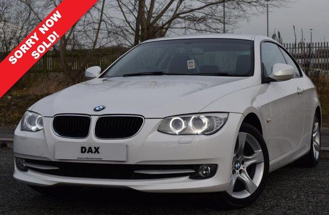 2011 60 BMW 3 SERIES 2.0 320I SE 2d 168 BHP