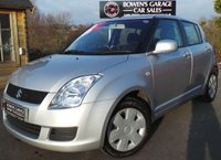 USED 2009 59 SUZUKI SWIFT 1.3 GL 5d 91 BHP Family Owned from New - 6 Services - New Clutch & Gearbox