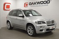 USED 2009 09 BMW X5 3.0 SD M SPORT 5d AUTO 282 BHP PAN ROOF + FULL BMW HISTORY + STUNNING X5 THROUGHOUT
