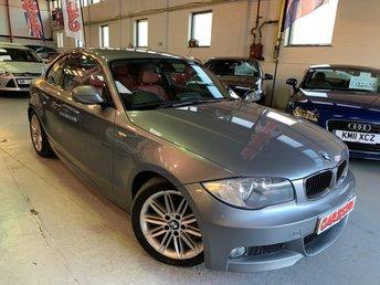 2011 BMW 1 SERIES 2.0 118D M SPORT 2d 141 BHP £8995.00