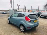 USED 2009 09 FORD FIESTA 1.6 TDCi Titanium Hatchback 3dr Diesel Manual (110 g/km, 89 bhp) FULL SERVICE HISTORY +LEATHER
