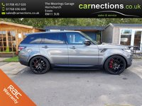 USED 2014 14 LAND ROVER RANGE ROVER SPORT 5.0 V8 AUTOBIOGRAPHY DYNAMIC 5d AUTO 510 BHP