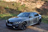 2017 BMW M3 3.0 M3 4d AUTO 426 BHP £43990.00
