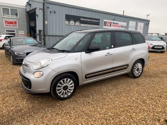 View our FIAT 500L MPW