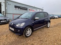 2015 VOLKSWAGEN UP 1.0 CLUB UP 3d 74 BHP £5990.00