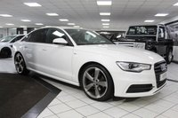 2014 AUDI A6 SALOON 2.0 TDI ULTRA BLACK EDITION AUTO 190 BHP £15925.00