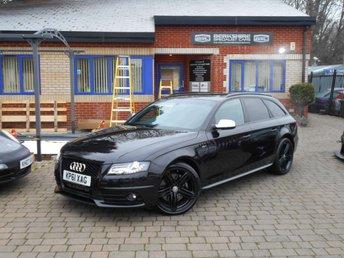 2011 AUDI A4 3.0 S4 AVANT QUATTRO 5d 475 BHP £15490.00
