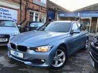 2014 BMW 3 SERIES 2.0 316D SE TOURING 5d AUTO 114 BHP £11500.00