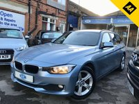 USED 2014 14 BMW 3 SERIES 2.0 316D SE TOURING 5d AUTO 114 BHP