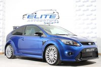USED 2010 FORD FOCUS 2.5 RS 3d 300 BHP 2 Owners / 12k Miles / FSH