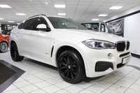 2015 BMW X6 3.0 XDRIVE30D M SPORT AUTO 255 BHP £30925.00