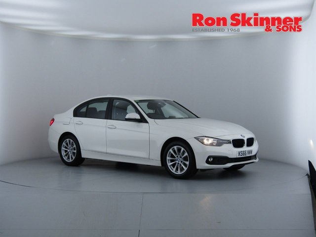 View our 2016 66 BMW 3 SERIES 2.0 316D SE 4d 114 BHP