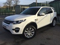 2015 LAND ROVER DISCOVERY SPORT 2.0 TD4 SE TECH 5d 180 BHP PAN ROOF SAT NAV LEATHER ONE OWNER FSH £23990.00
