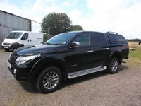 2017 MITSUBISHI L200 2.4 DI-D 4WD WARRIOR DCB 4d AUTO 178 BHP 4x4 Pick Up £15950.00
