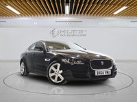 USED 2015 65 JAGUAR XE 2.0 PORTFOLIO 4d AUTO 178 BHP - EURO 6 + 1 OWNER FROM NEW +  Well-Maintained by Only 1 Owner From New With Full Main Dealer Jaguar Service History - 0% DEPOSIT FINANCE AVAILABLE