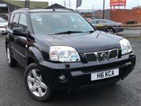USED 2006 06 NISSAN X-TRAIL 2.2 AVENTURA DCI 5d 135 BHP *13 SERVICE STAMPS, GREAT SPEC, MUST SEE*