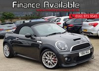 USED 2012 61 MINI ROADSTER 1.6 COOPER S 2d 181 BHP FANTASTIC SERVICE HISTORY