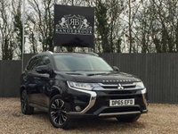 USED 2016 65 MITSUBISHI OUTLANDER 2.0 PHEV GX 4H 5dr AUTO 1 Year Parts & Labour Warranty