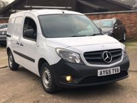 2015 MERCEDES-BENZ CITAN 1.5 109 CDI LONG £4900.00
