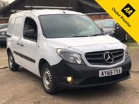 2015 MERCEDES-BENZ CITAN 1.5 109 CDI LONG £5400.00