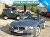 USED 2008 08 BMW Z4 2.5 Z4 SPORT ROADSTER 2d 175 BHP Get Ready For Summer