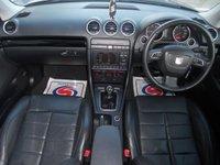 USED 2011 SEAT EXEO 2.0 SPORT TECH CR TDI 4d 141 BHP