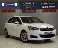USED 2015 15 CITROEN C4 1.6 BLUEHDI TOUCH 5d 98 BHP