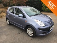 USED 2011 11 NISSAN PIXO 1.0 N-TEC 5d 67 BHP Small Cheap Reliable Car!