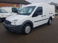 2009 FORD TRANSIT CONNECT 230 LWB HIGH ROOF WITH ELECTRIC WINDOWS £3995.00
