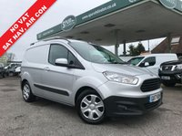 USED 2017 17 FORD TRANSIT COURIER 1.6 TREND TDCI 1d 94 BHP NO VAT, Air Con, SAT NAV, Only 25,000 Miles.