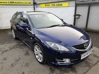 USED 2008 58 MAZDA 6 2.0 D SL 5d 140 BHP * FREE DELIVERY AND WARRANTY *