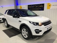 USED 2015 65 LAND ROVER DISCOVERY SPORT 2.0 TD4 SE TECH 5d 150 BHP