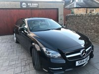 2014 MERCEDES-BENZ CLS CLASS 2.1 CLS250 CDI BLUEEFFICIENCY AMG SPORT 5d AUTO 202 BHP £12650.00