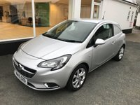 USED 2015 15 VAUXHALL CORSA 1.2 SPORTIVE CDi 95 6-SPEED