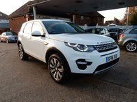 2016 LAND ROVER DISCOVERY SPORT 2.0 TD4 HSE 5d AUTO 180 BHP £25990.00