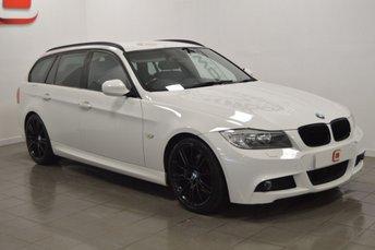 2010 BMW 3 SERIES 3.0 330D M SPORT TOURING 5d AUTO 242 BHP £11995.00