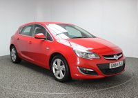 USED 2014 64 VAUXHALL ASTRA 2.0 SRI CDTI 5DR AUTOMATIC 163 BHP FULL SERVICE HISTORY FULL SERVICE HISTORY + CRUISE CONTROL + PARKING SENSOR + MULTI FUNCTION WHEEL + AIR CONDITIONING + RADIO/CD/AUX + 17 INCH ALLOY WHEELS