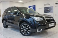 2019 SUBARU FORESTER 2.0i XT Turbo CVT £31995.00