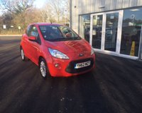USED 2012 FORD KA 1.2 ZETEC THIS VEHICLE IS AT SITE 1 - TO VIEW CALL US ON 01903 892224