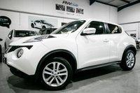 USED 2014 14 NISSAN JUKE 1.6 ACENTA XTRONIC 5d AUTO 117 BHP
