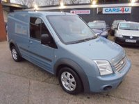 USED 2010 60 FORD TRANSIT CONNECT 1.8 T200 110 Limited