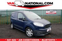 2015 FORD TRANSIT COURIER 1.5 TREND TDCI 75 BHP (Sat Nav Air conditioning) £8490.00