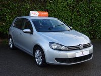 USED 2011 61 VOLKSWAGEN GOLF 2.0 SE TDI 5d 138 BHP One Owner From New, Full Service History, Heated Front Seats, Front + Rear Parking Sensors, Air Conditioning, Alloy Wheels, Bluetooth, Finished In Silver Metallic Paintwork, Excellent Fuel Economy, Spare Key, Drive Away In Under 1 Hour