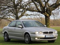 2003 JAGUAR X-TYPE 2.5 V6 SPORT 4d AUTO 195 BHP £1300.00
