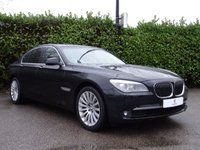2012 BMW 740 BMW 7 Series 3.0 740d 4dr Saloon Diesel Automatic £19740.00