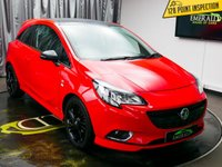 USED 2015 64 VAUXHALL CORSA 1.2 LIMITED EDITION 3d 69 BHP £0 DEPOSIT FINANCE AVAILABLE, AIR CONDITIONING, AUX INPUT, BLUETOOTH CONNECTIVITY, CITY DRIVE, CLIMATE CONTROL, CRUISE CONTROL, DAYTIME RUNNING LIGHTS, SPEED LIMITER, STEERING WHEEL CONTROLS, TOUCH SCREEN HEAD UNIT, TRIP COMPUTER, USB CONNECTION